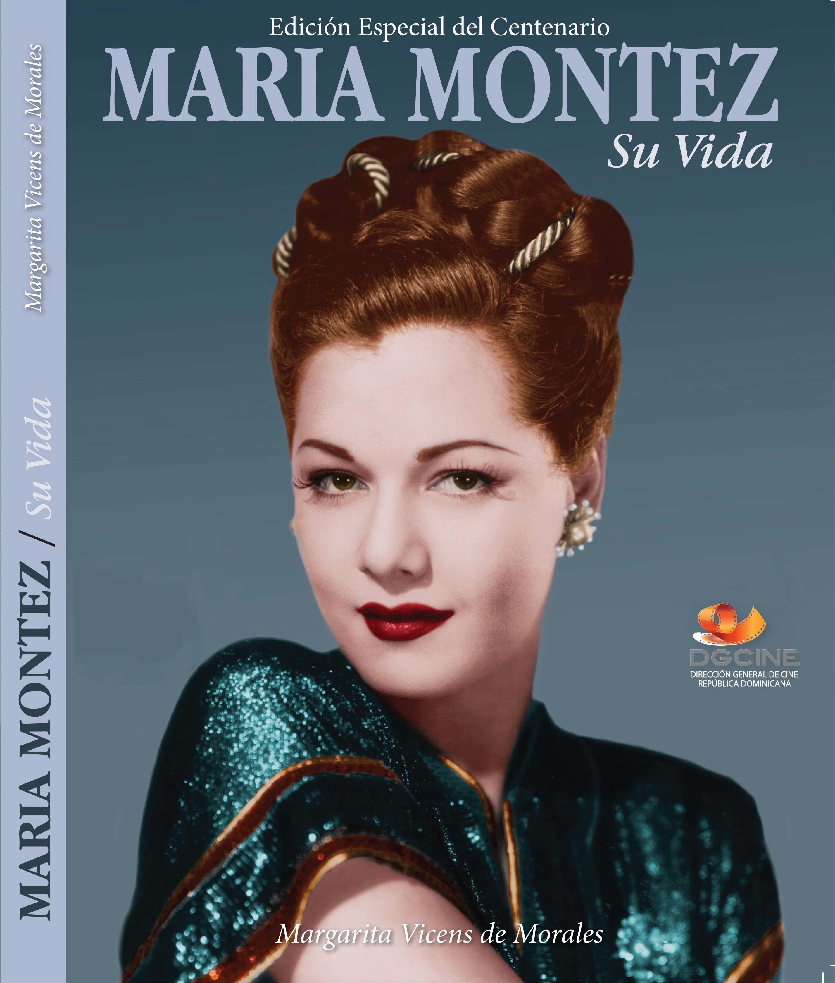 maria montez biografia en espanol